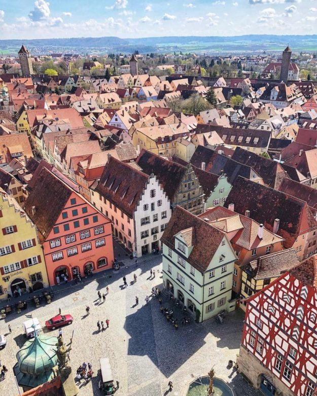 Тюбинген, Германия   10 красивейших мест в Европе, о которых почти ничего не знают туристы   Brain Berries