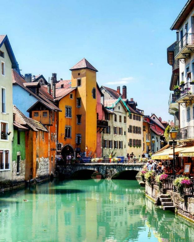 Анси Франция   10 красивейших мест в Европе, о которых почти ничего не знают туристы   Brain Berries