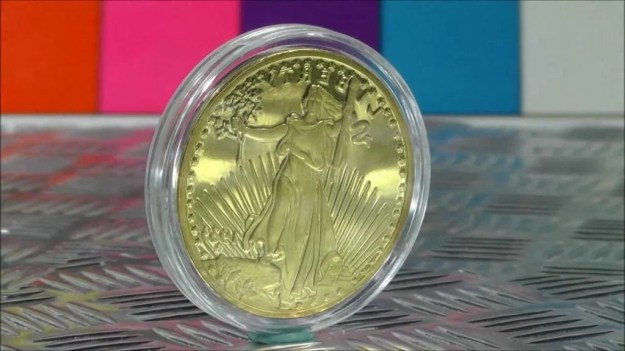 1933 $20 Double Eagle Coin: $7.9 Million | Top 9 Rarest and Most Valuable Items In The World | Brain Berries