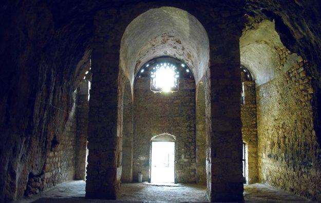 Cave Church of St. Peter, Hatay, Turkey   17 Astonishingly Beautiful Cave Churches Around The World   Brain Berries
