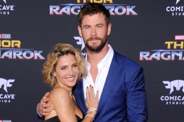 Chris Hemsworth and Elsa Pataky   10 Most Romantic Gestures Ever Done By Celebrities   Brain Berries
