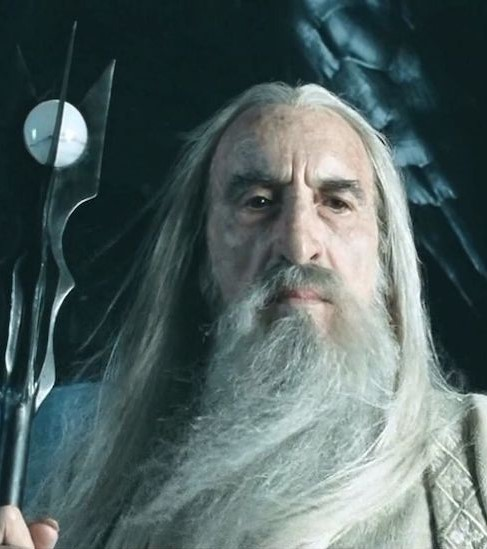 Lord of the Rings Christopher-Lee | 12 Actors Who Always Play Villains | Brain Berries