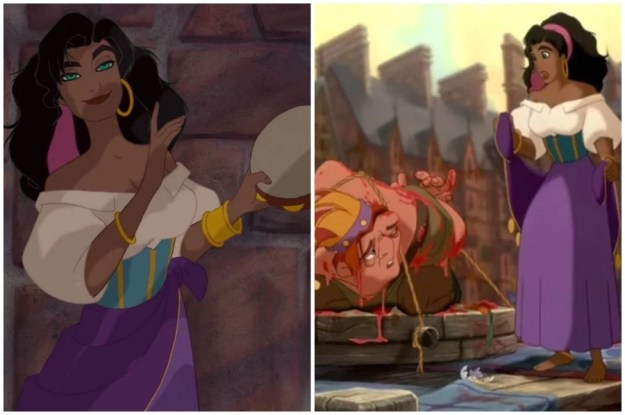 Esmeralda, The Hunchback of Notre Dame | 10 Characters That Should Be Official Disney Princesses | Brain Berries