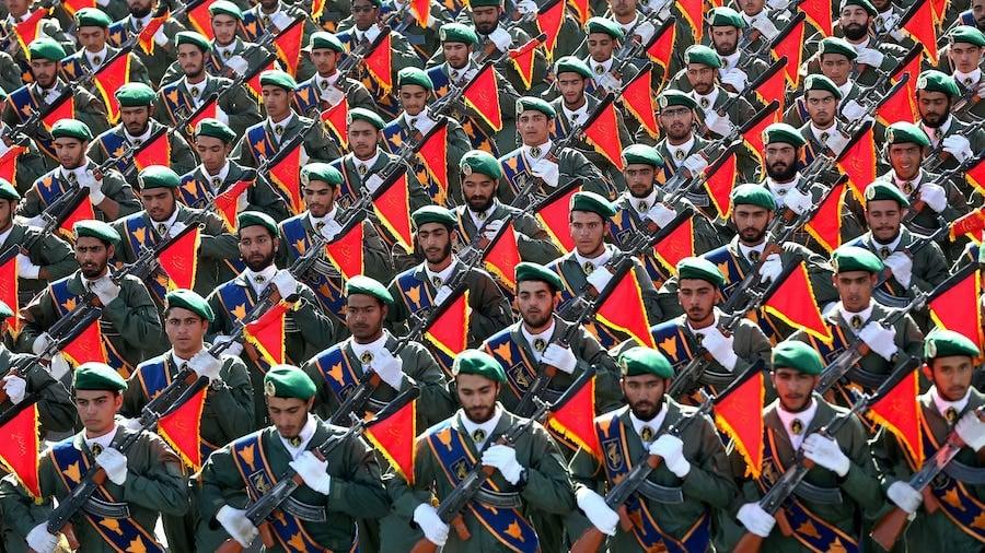إيران |  الدول العشر الأكثر صعوبة لغزوها |  التوت الدماغ