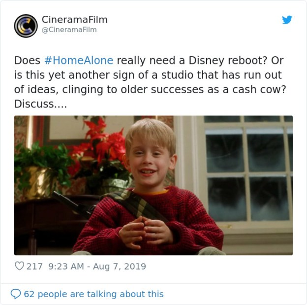 Macaulay Culkin Cracks Up The Internet With His Own Version Of The New 'Home Alone' #7   BrainBerries