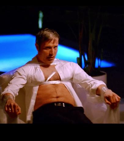 Mads Mikkelsen | 12 Actors Who Always Play Villains | Brain Berries