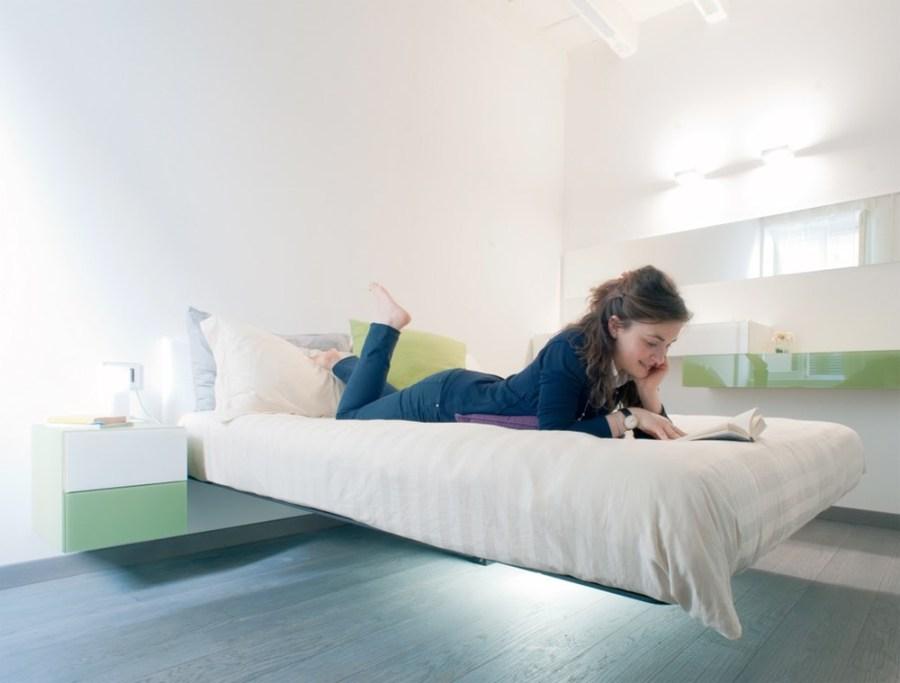سرير مغناطيسي عائم: 1.6 مليون دولار |  أغلى 9 أغراض نادرة وأكثرها قيمة في العالم |  التوت الدماغ