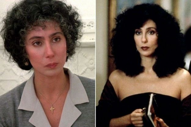 Moonstruck | The Best Ugly Duckling Transformations In Movies | Brain Berries