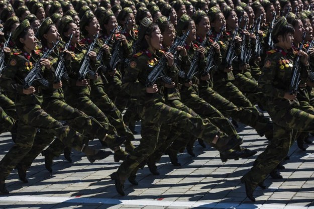 North Korea   Top 10 Nations that are Most Difficult to Invade   Brain Berries