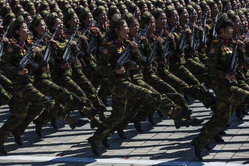 كوريا الشمالية |  الدول العشر الأكثر صعوبة لغزوها |  التوت الدماغ