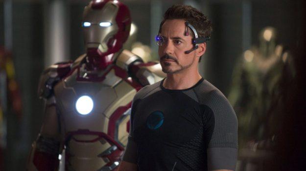 Robert Downey Jr. (Iron Man)   Superhero Castings That People Hated But Were Amazing   Brain Berries