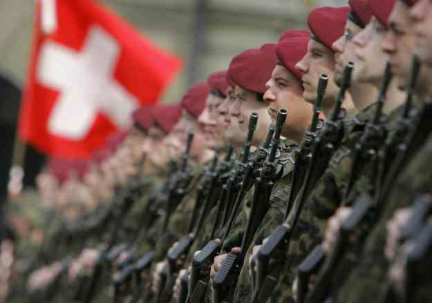 Switzerland   Top 10 Nations that are Most Difficult to Invade   Brain Berries