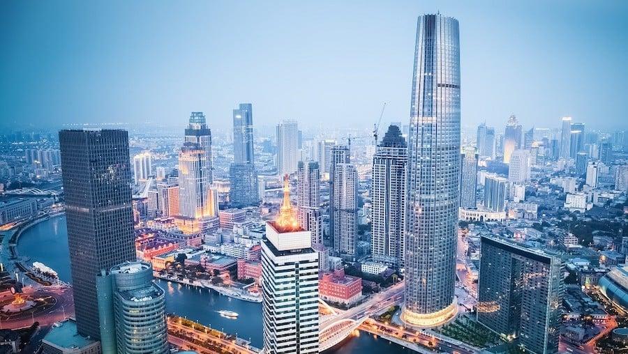 تيانجين ، الصين    أكبر 10 مدن في العالم    التوت الدماغ