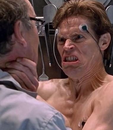Spider-Man Willem-Dafoe | 12 Actors Who Always Play Villains | Brain Berries