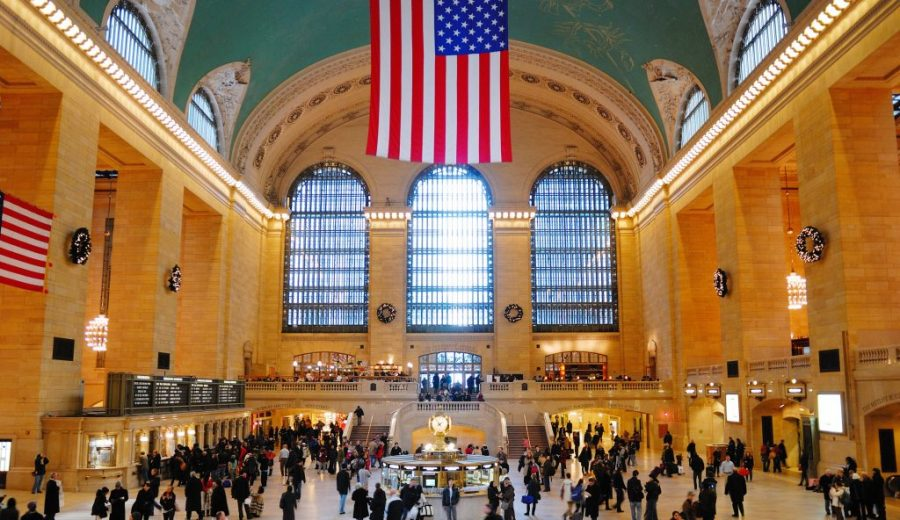 محطة غراند سنترال ، نيويورك من الداخل    سبع محطات قطارات شهيرة في العالم    التوت الدماغ