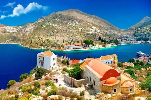 Халкидики   Не только Санторини: 10 самых красивых островов Греции   Brain Berries