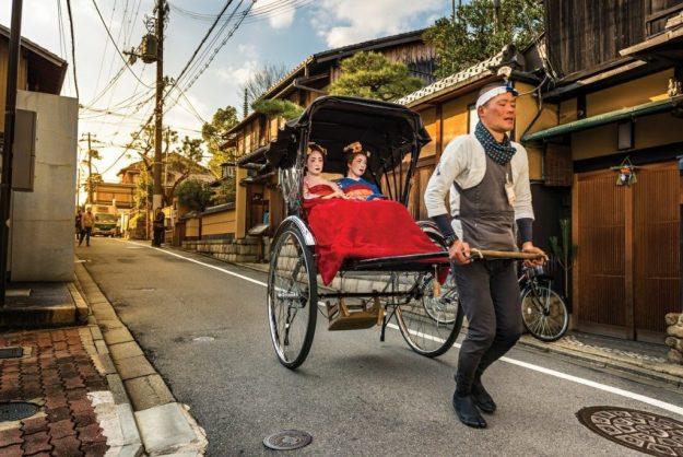 Квартал гейш   Киото – город, который стоит посетить хотя бы раз   Brain Berries