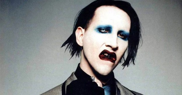 Marilyn Manson | Celebs That Are Turning 50 This Year So You Can Feel Old Too | Brain Berries