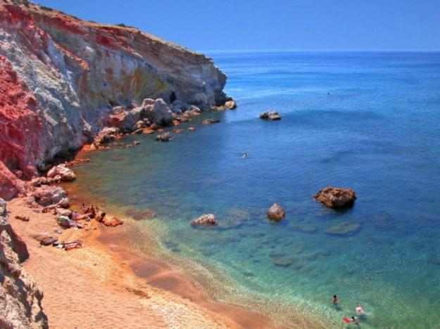 Милос   Не только Санторини: 10 самых красивых островов Греции   Brain Berries