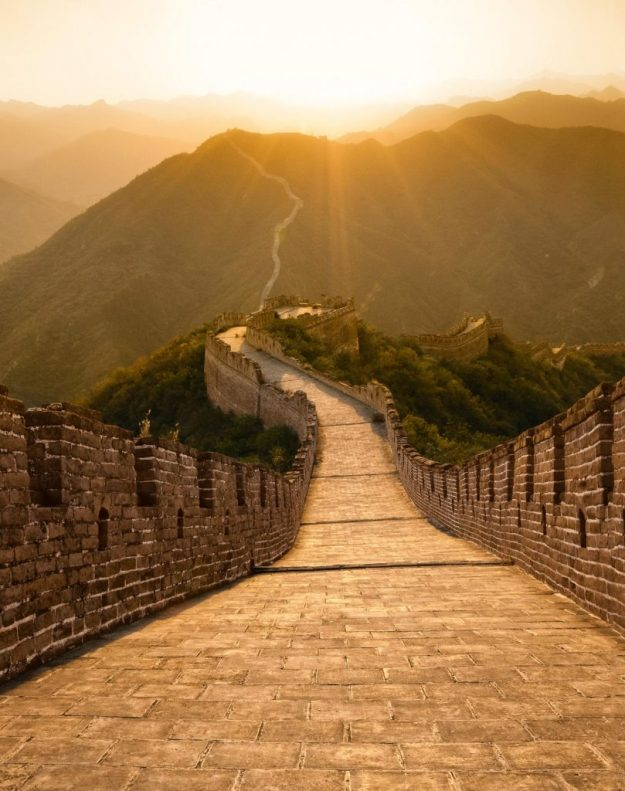 The Wall Could Have Been A Highway | What Secrets Is The Great Wall Of China Hiding? | Brain Berries