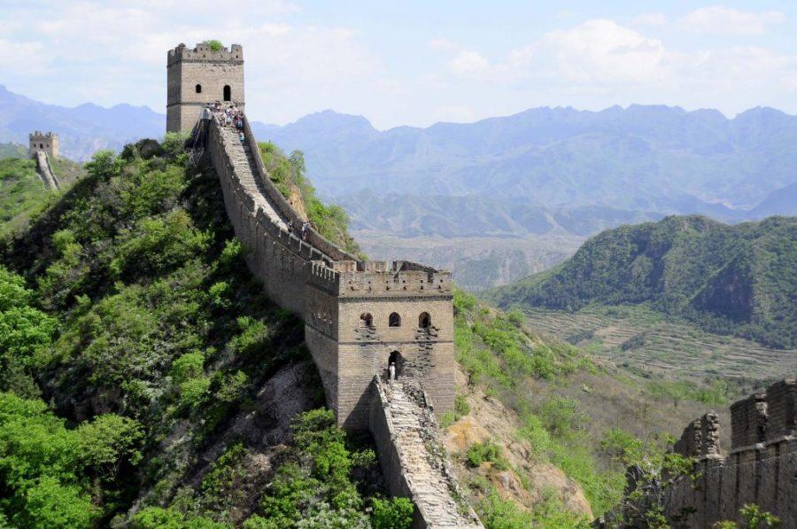 تم بناء الجدار بالفعل بالأرز |  ما هي الأسرار التي يخفيها سور الصين العظيم؟  |  التوت الدماغ
