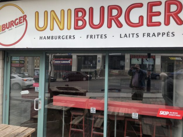 1st. Uniburger – Montreal, Quebec | Six Places from Around the World to try Best Burgers | Brain Berries