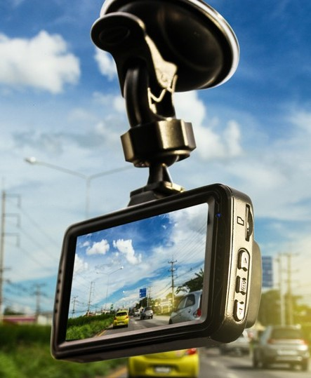 AuKing LCD Full HD 1080P in Car DashCam, Video Recorder, with G-Sensor  | 6 Simple Useful Gadgets for Your Everyday Life