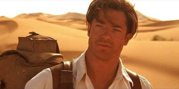 Brendan Fraser – Rick O'Connell | 11 Actors That Will Always Be Defined By That One Role | Brain Berries
