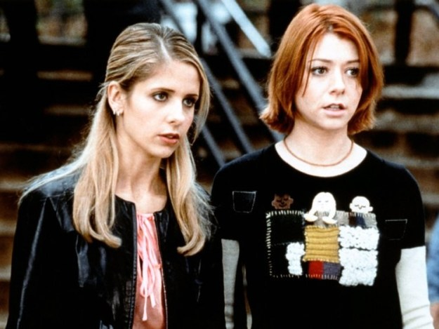 Buffy: The Vampire Slayer | 6 Unforgettable Shows From The 90s That Need To Make A Comeback | Brain Berries
