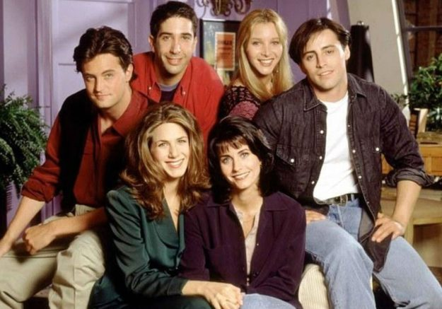 Friends  | 6 Unforgettable Shows From The 90s That Need To Make A Comeback | Brain Berries