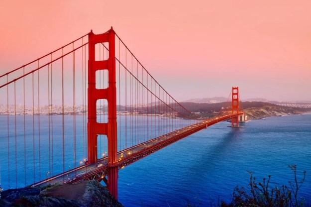 Golden Gate Bridge, San Francisco   12 Most Iconic Photography Locations   Brain Berries