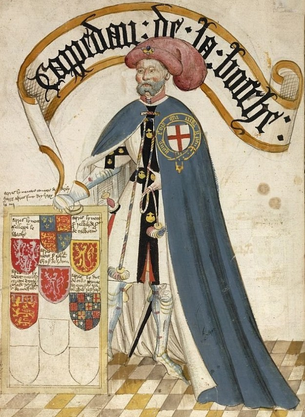 Jean III De Grailly | 10 Awesome Medieval Knights You've Never Heard Of | Brain Berries