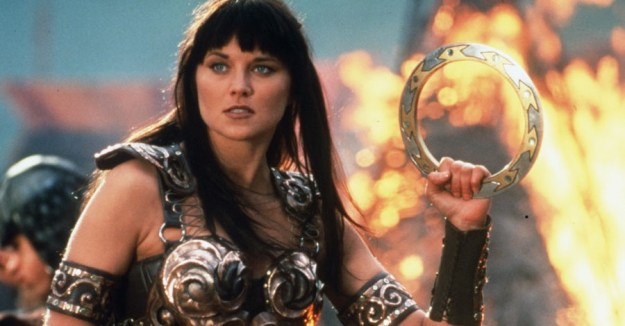 Lucy Lawless – Xena | 11 Actors That Will Always Be Defined By That One Role | Brain Berries