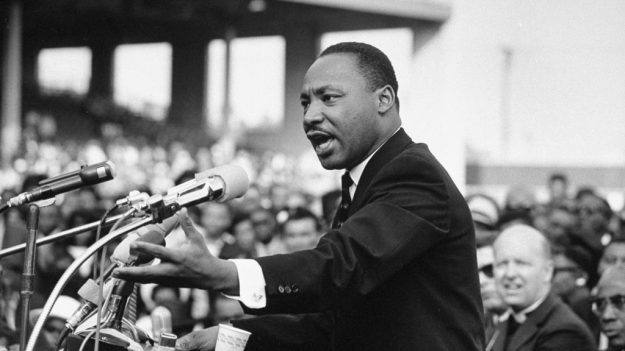 Martin Luther King, Jr. | 6 Rebellious Spirits Who Changed The Course of History | Brain Berries