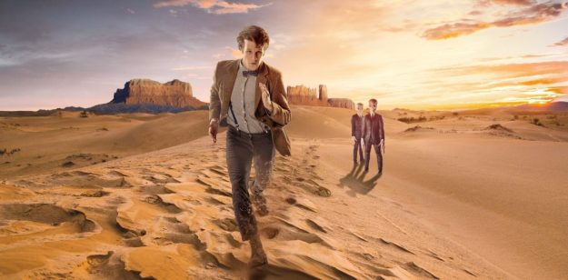 Matt Smith (The Eleventh Doctor) | The Best Doctor Whos We've Seen On TV | Brain Berries