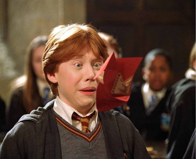 Rupert Grint – Ron Weasley | Roles That Turned Out To Be Both A Blessing And A Curse For Actors | Brain Berries