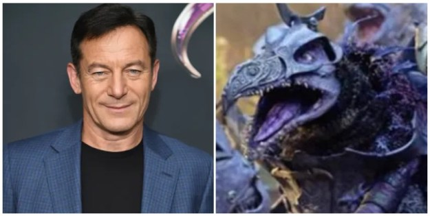 """The Emperor – Jason Isaacs 