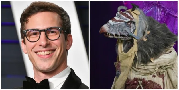 """The Heretic – Andy Samberg 