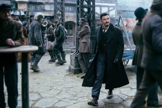 "Orlando Bloom as Inspector Philo | 5 Reasons To Watch ""Carnival Row"" | Brain Berries"