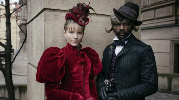 """Lady and the Puck 