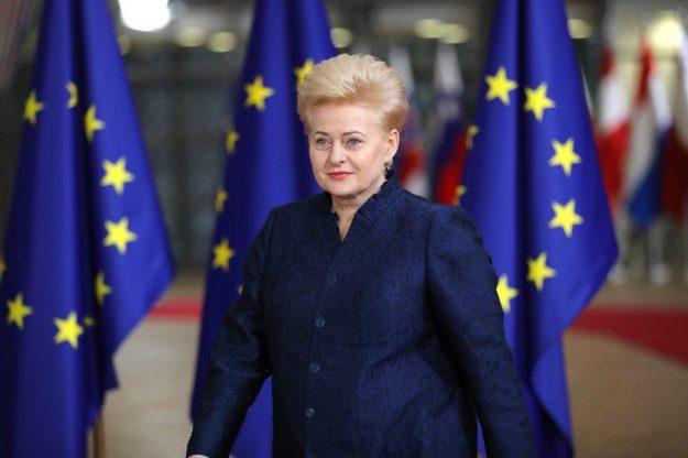 Даля Грибаускайте – Литва   Женщины-президенты из разных стран мира   Brain Berries