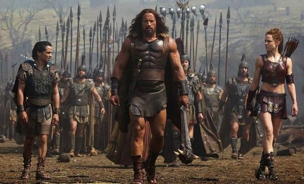 Геракл, 2014 | 10 лучших фильмов с Дуэйном «Скалой» Джонсоном | Brain Berries