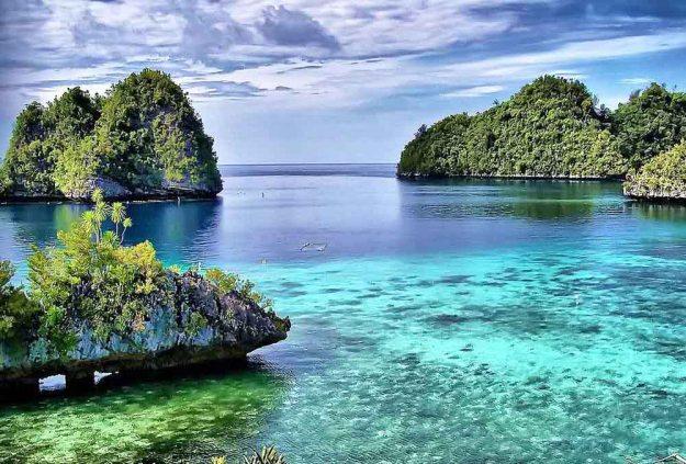 Филиппинское море | Чудеса природы: самые большие моря на планете | Brain Berries