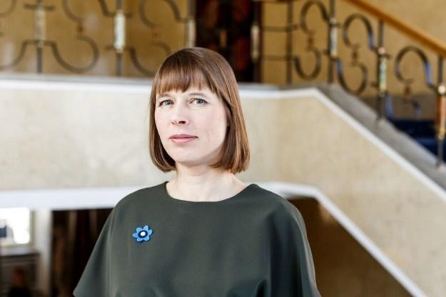 Керсти Кальюлайд – Эстония   Женщины-президенты из разных стран мира   Brain Berries
