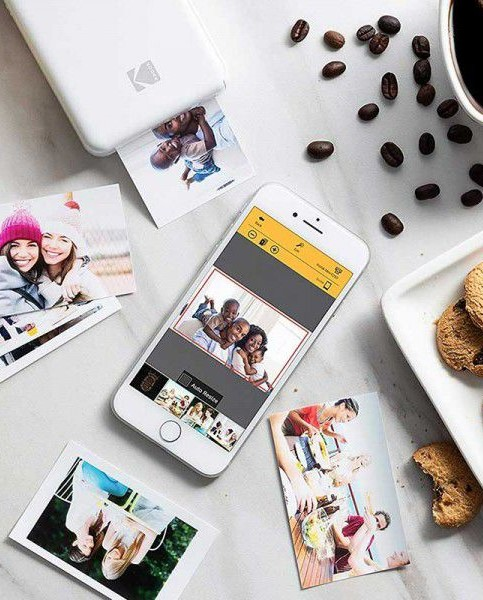 Kodak Mini 2 HD Wireless and Portable Instant Photo Printer #2 | 6 Simple Useful Gadgets for Your Everyday Life