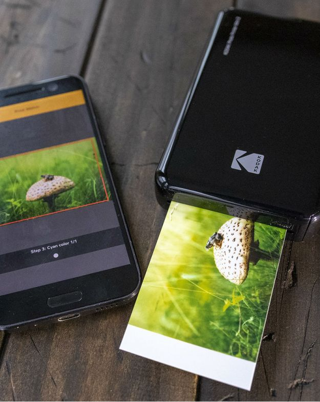 Kodak Mini 2 HD Wireless and Portable Instant Photo Printer | 6 Simple Useful Gadgets for Your Everyday Life