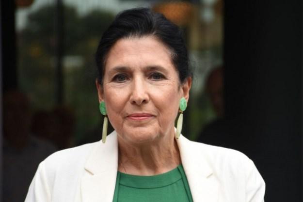 Саломе Зурабишвили – Грузия   Женщины-президенты из разных стран мира   Brain Berries