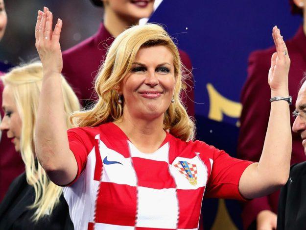 Колинда Грабар-Китарович – Хорватия   Женщины-президенты из разных стран мира   BrainBerries