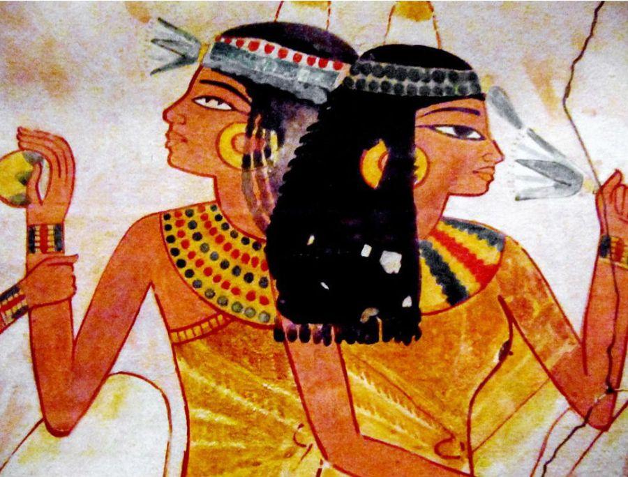 للمرأة حقوق متساوية في مصر |  8 حقائق مذهلة عن مصر القديمة |  التوت الدماغ