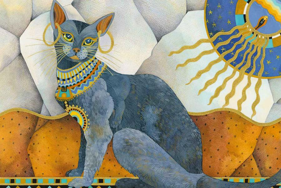 هم أيضا الحيوانات المحنطة |  8 حقائق مذهلة عن مصر القديمة |  التوت الدماغ
